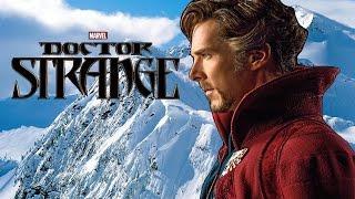 Marvel's Doctor Strange Trailer - Animated Version (Fan Made)