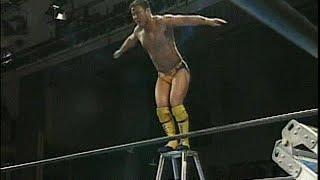 Tomoaki Honma vs Abdullah Kobayashi (Barbed Wire Board Ladder Match) - BJW 22.02.2000 [HIGHLIGHTS]